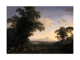 Arcadian Landscape  1829