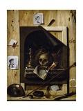 Vanity and Trompe-L'Oeil