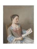 La Liseuse Marianne Lavergne