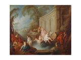Ladies Bathing  1721