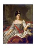 Catherine I  1717