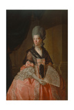 Sophie Charlotte  Queen of England  1779