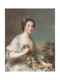 Portrait of a Lady  1738