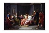 Virgil Reading Sixth Canto of Aeneid  1818-1821