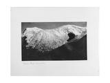 Glacier Nishi Kang Sang at Karola  Tibet  1903-04