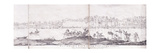 Panoramic View of the City of Benares  1827