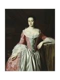 Eunice Dennie Burr  1758-60