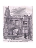 Queen Henrietta's Drawing Room and Bedroom  Merton College  Oxford