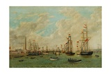 Opening of Tyne Dock  3rd March 1859