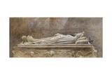 The Tomb of Ilaria Del Caretto in the Duomo