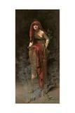 Priestess of Delphi  1891