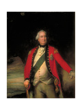 Charles  2nd Earl and 1st Marquis Cornwallis  C1795