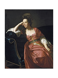 Mrs Thomas Gage  1771