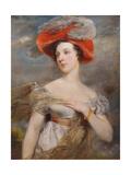 Portrait of Eliza Chester  1820