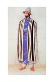Tartar or Uzbek Man