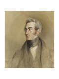 Portrait of Chambers Hall  1835