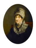 Portrait of a Lady (Mrs Parry  the Mother of Sir WE Parry  Rn)  C1824