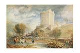Borthwick Castle  1818