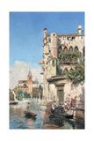 Palazzo Contarini  Venice