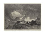 A Snowstorm on Mont Cenis
