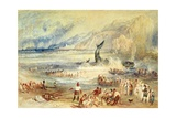 The Whale on Shore  C1837