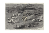 The Destruction of the Foochow Arsenal and Chinese Fleet by the French Squadron under Admiral Courb