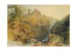 Roslin Castle  Midlothian