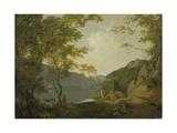 Lake Scene  1790