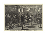 The Prince of Wales Deer-Hunting in Mar Forest  the Dance of Triumph
