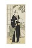 Danjuro V as Yuranosuke  1783