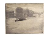 La Tamise (The Thames)  1894
