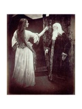 Vivien and Merlin  1874