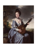 Mrs Robert Gwillym  1766