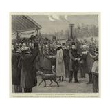 Prince Bismarck's Eightieth Birthday