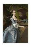 Miss Jane Monck  1760