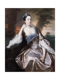 Mrs Lawrence Monck  1760