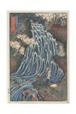 So Men (Wheat Noodle) Waterfall  1844-1848