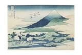Umezawa Village in Sagami Province  1831-1834