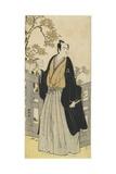 Ichikawa Monnosuke II  1776-1781