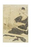 Iweaving on a Loom C 1797-1798
