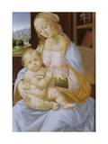 The Virgin and Child  15th-16th Century