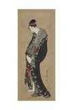 Courtesan  Edo Period