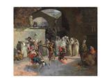 Arab Fantasia  1866