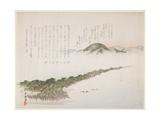View of Amamo Hashidate  May 1906