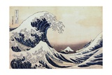 Under the Wave Off Kanagawa  1831-1834