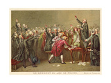 The Tennis Court Oath  French Revolution  20 June 1789