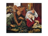 Moneychanger and His Wife 1539
