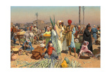 Market in Lower Egypt