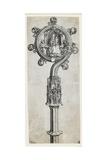 A Bishop's Crozier  C 1475-1480