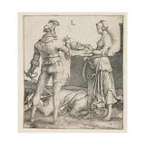 Beheading of Saint John the Baptist  1513